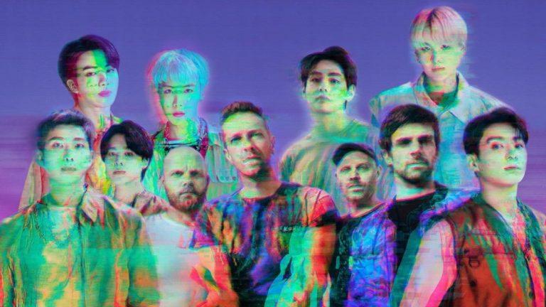 Coldplay Bts