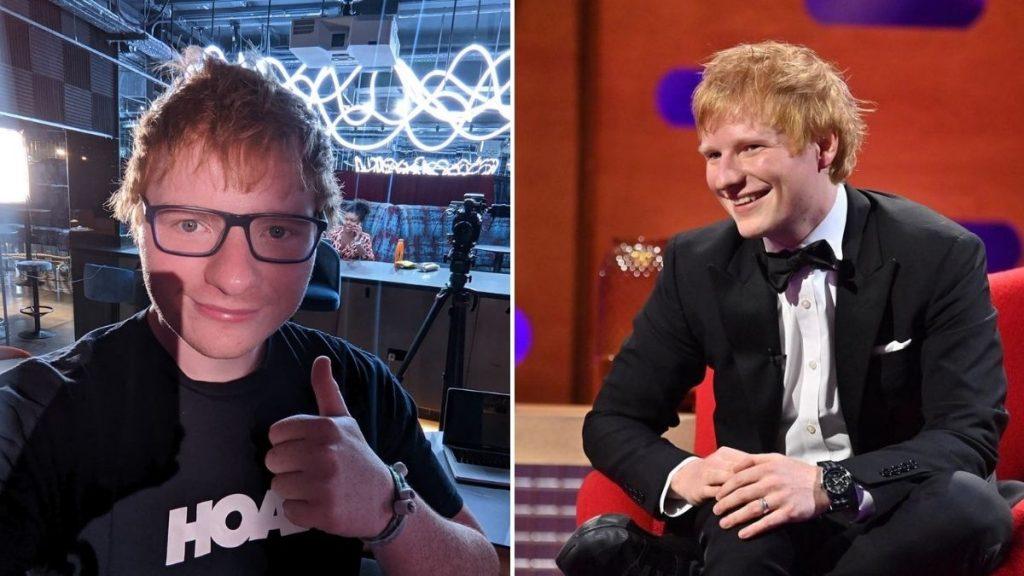 Doble Ed Sheeran