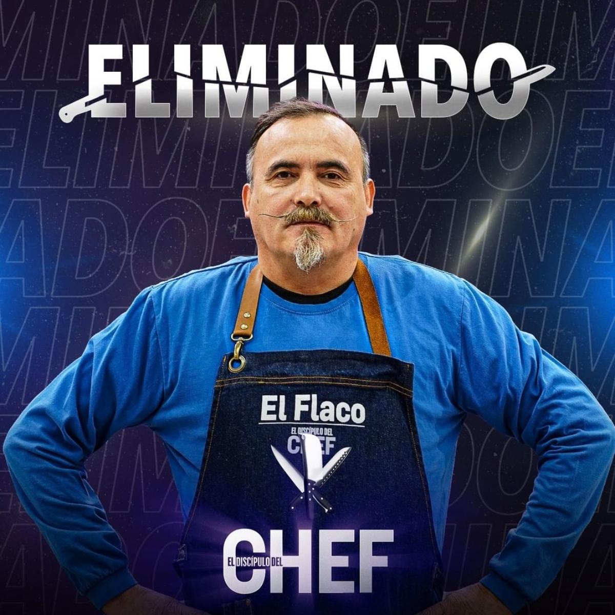 Eliminado El Discipulo Del Chef