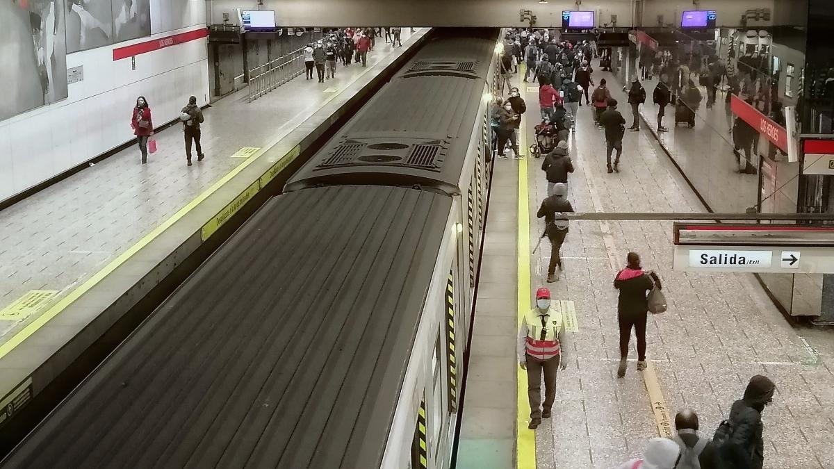Fiestas Patrias Metro