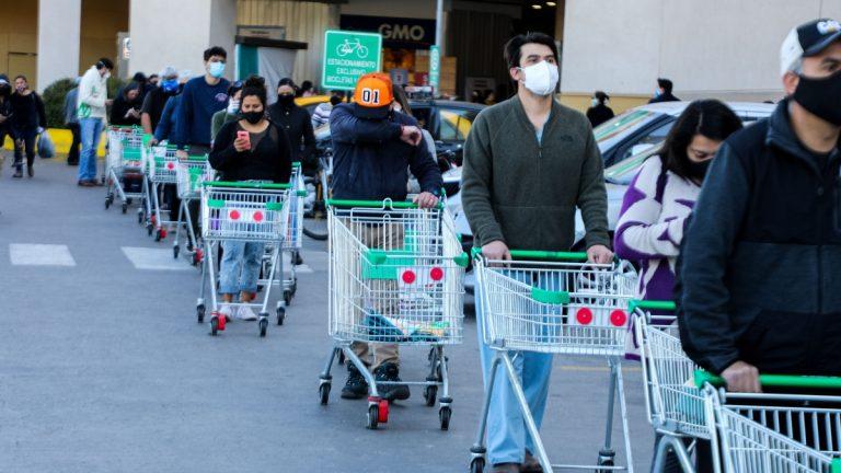 Horario Atención Supermercados