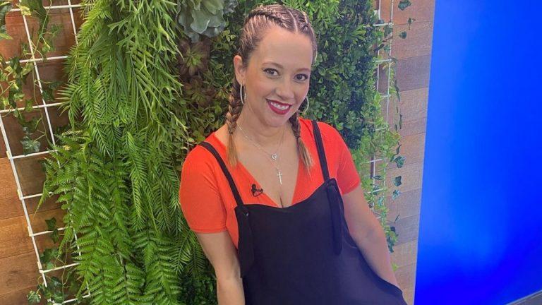 Ingrid Parra Embarazo