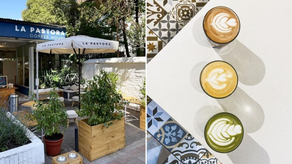 La Pastora Coffee House