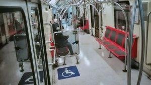 Metro Suspensión Línea 1
