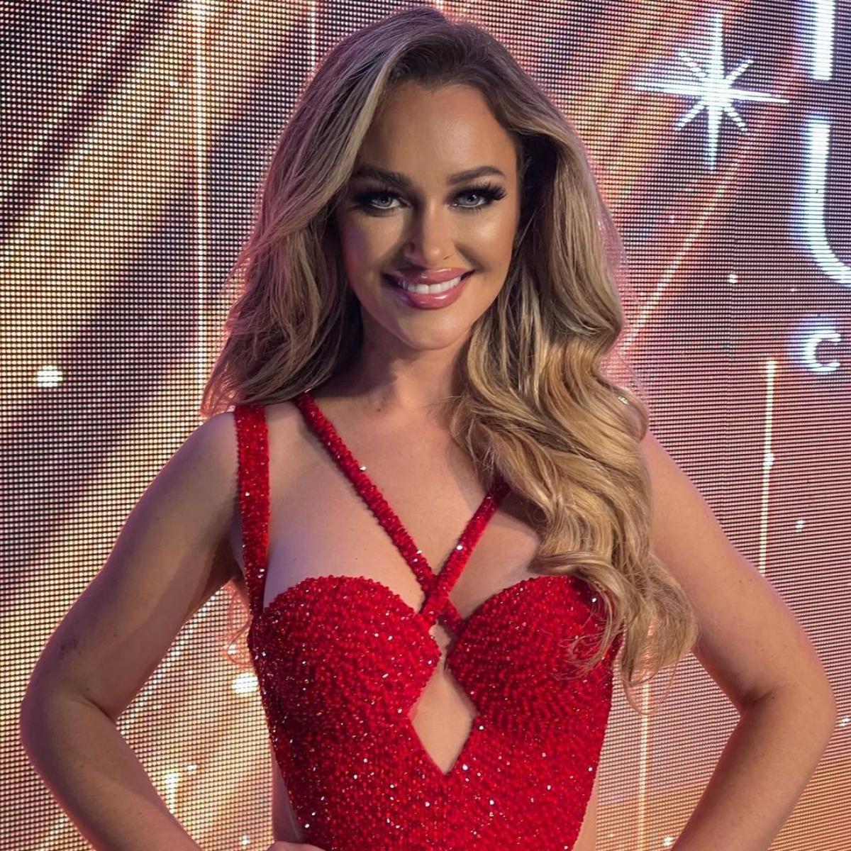Miss Universo Chile Daniela Nicolas