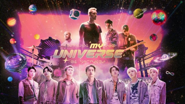 My Universe Coldplay