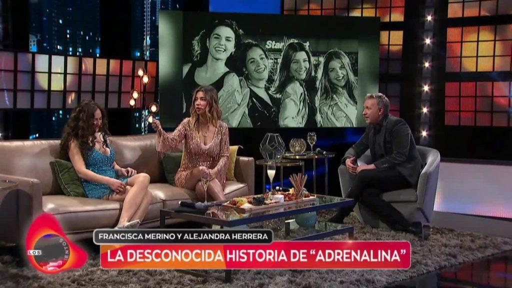 Pancha Merino Alejandra Herrera
