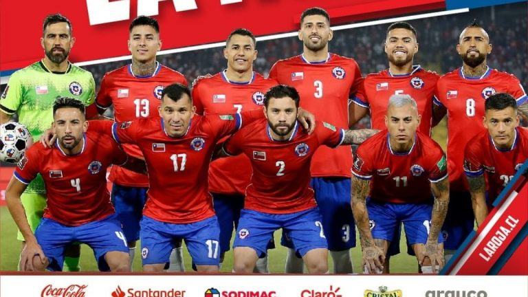 Partido Chile Ecuador