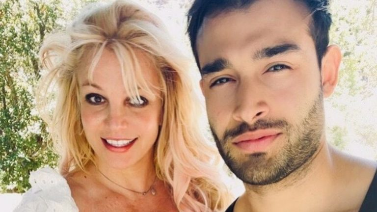 Sam Asghari Y Britney Spears Compromiso