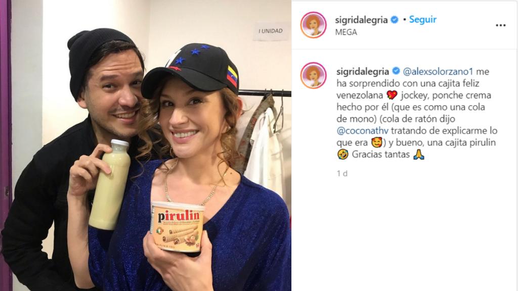 Sigrid Alegria Regalo