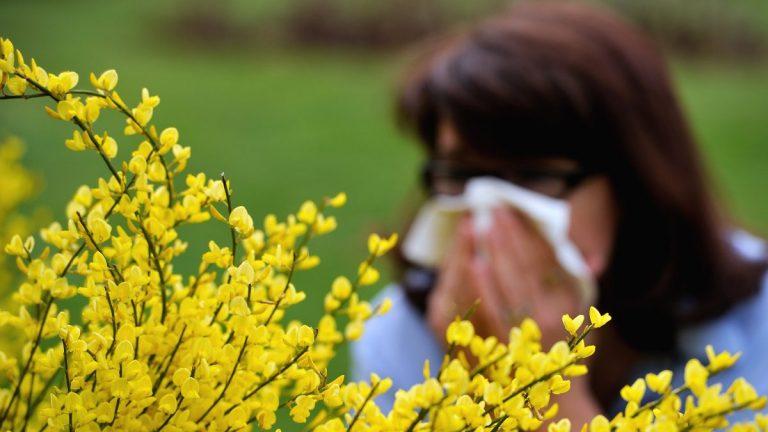 Sintomas Covid Alergia