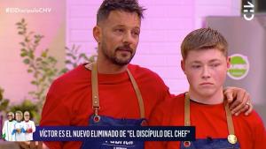 Sorpresiva Despedida Del Equipo Rojo El Discípulo Del Chef Víctor Díaz Fabricio