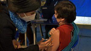 Vacunación Menores 6 Años