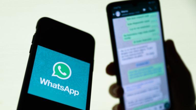 Whatsapp Reacciones