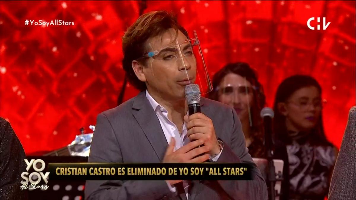 Yo Soy Cristian Castro