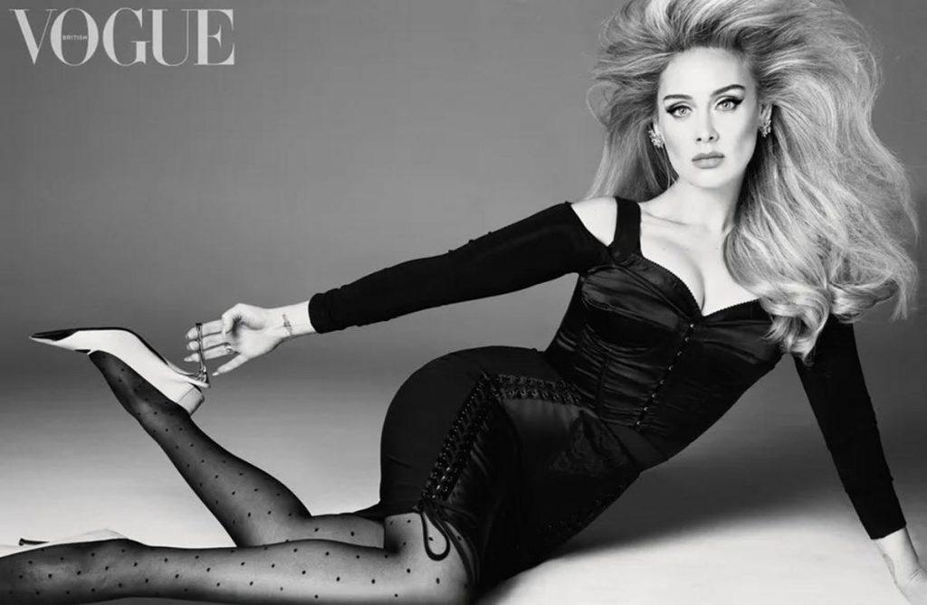 Adele En Vogue 6