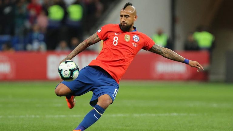 Arturo Vidal está convocado para el Chile vs Venezuela