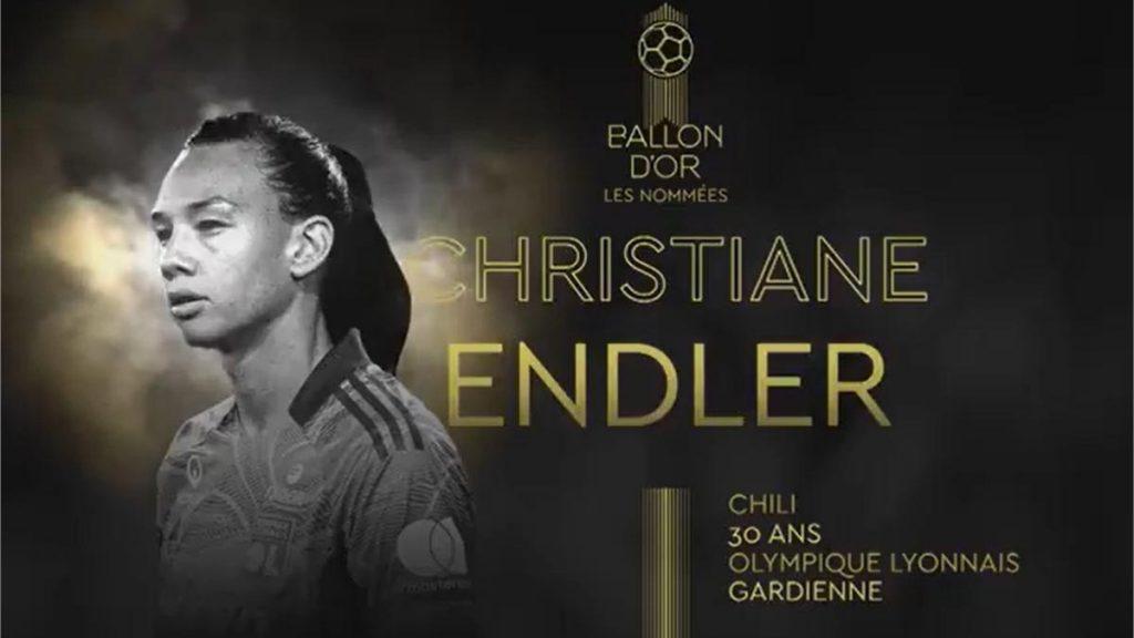Christiane Endler