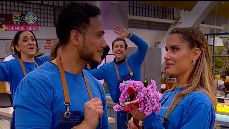 Gala Caldirola e Iván Cabrera