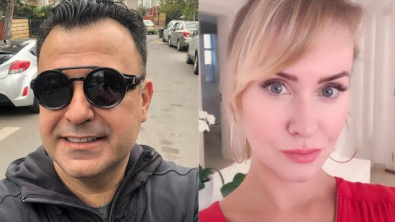 Kurt Carrera Y Lola Melnick, la rusa de Morandé con Compañía