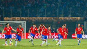 Chile enfrenta a Perú