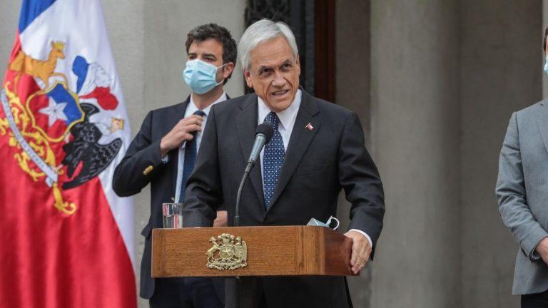 Presidente Piñera Insiste En Su Inocencia En Caso Dominga