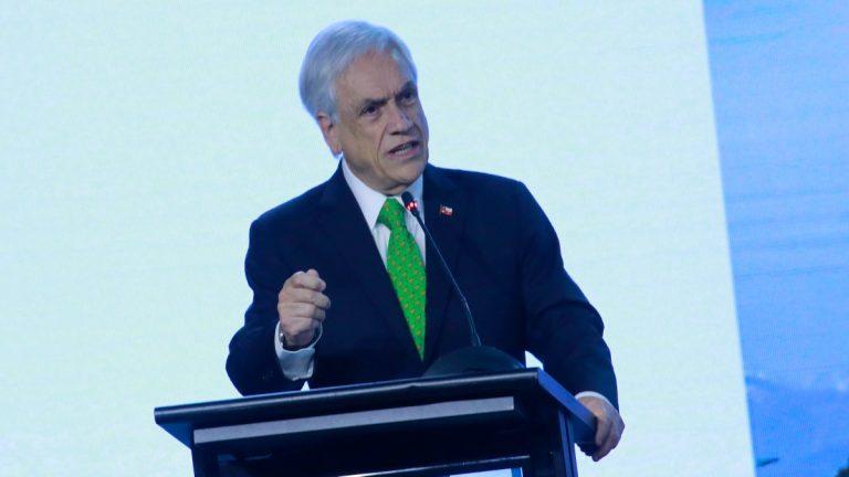 Acusación Constitucional Piñera