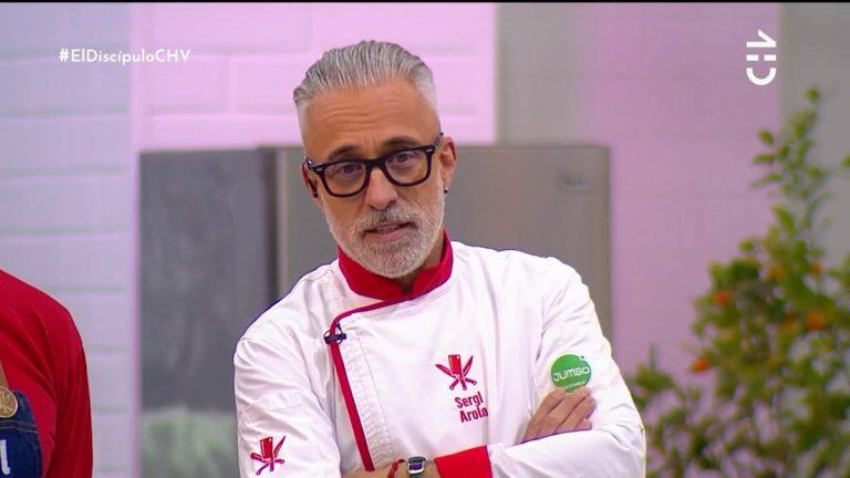 Discípulo Chef Sergi Arola