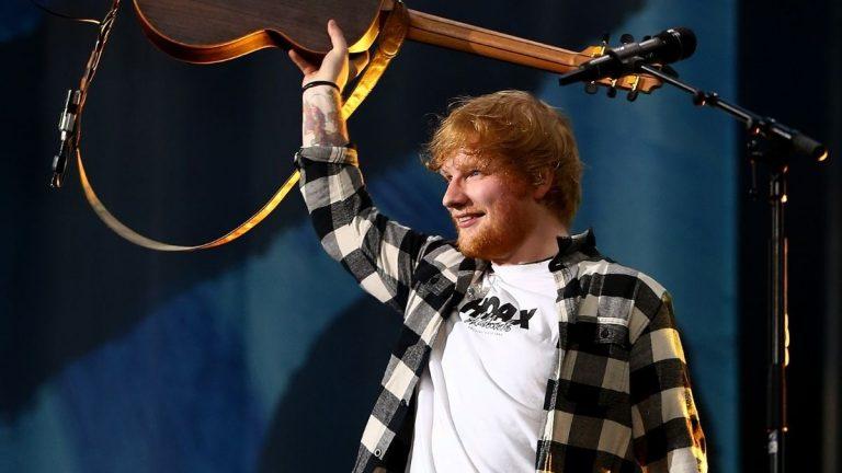 Ed Sheeran Tiny Desk