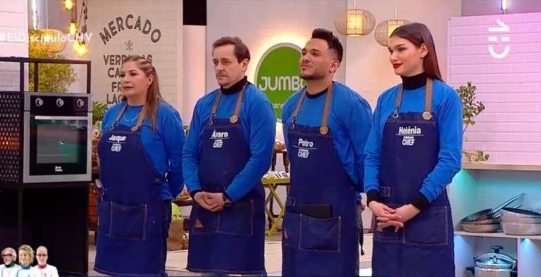 El Discipulo Del Chef Chilevision