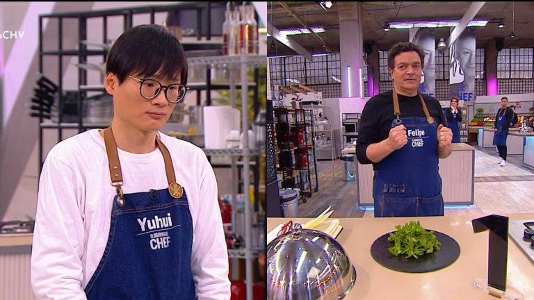 El Discípulo Del Chef Yuhui Felipe
