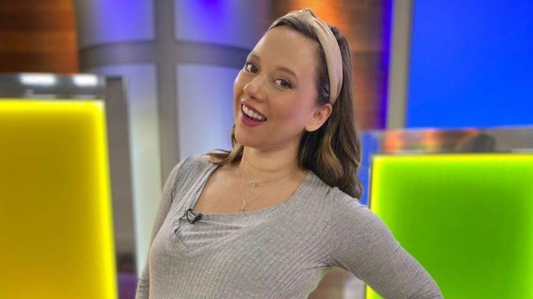 Embarazo Ingrid Parra