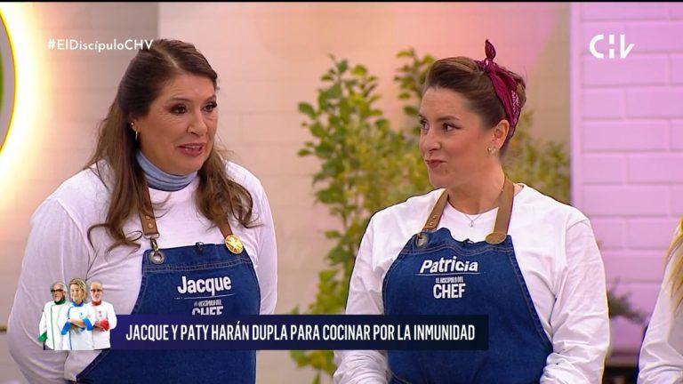 Jacqueline Pardo Patricia López