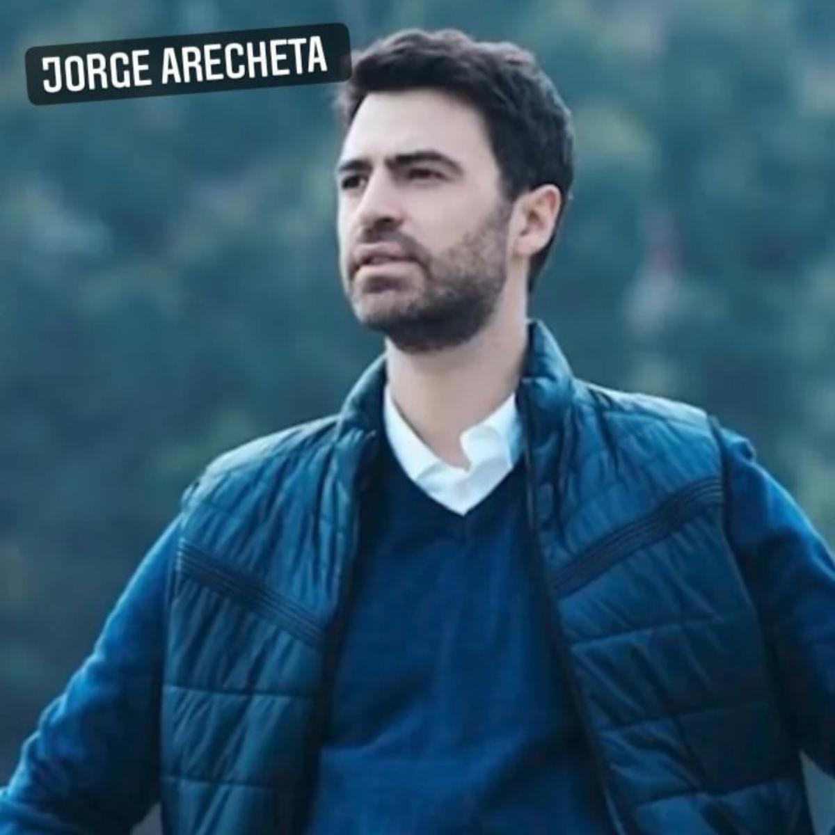 Jorge Arecheta Amar Profundo
