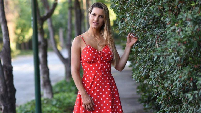 Lucila Vit Embarazo