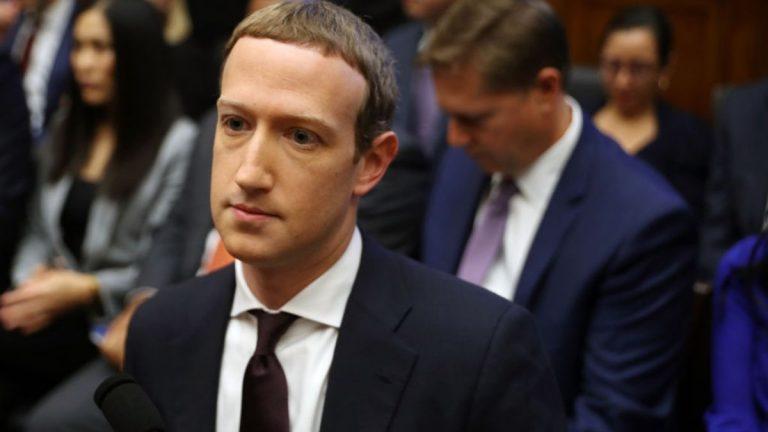 Mark Zuckerberg Perdida Falla Facebook