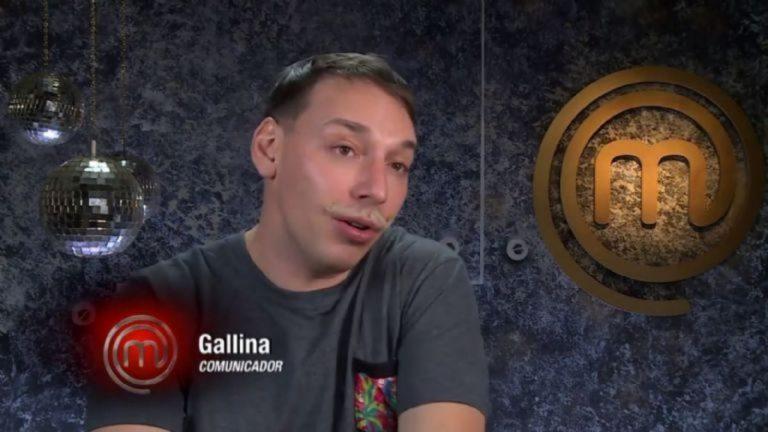 Masterchef Gallina Bigote