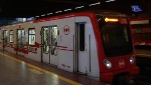 Metro 18 De Octubre 2021