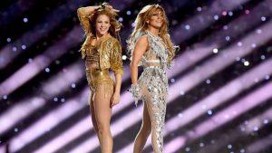 Shakira Jlo Super Bowl