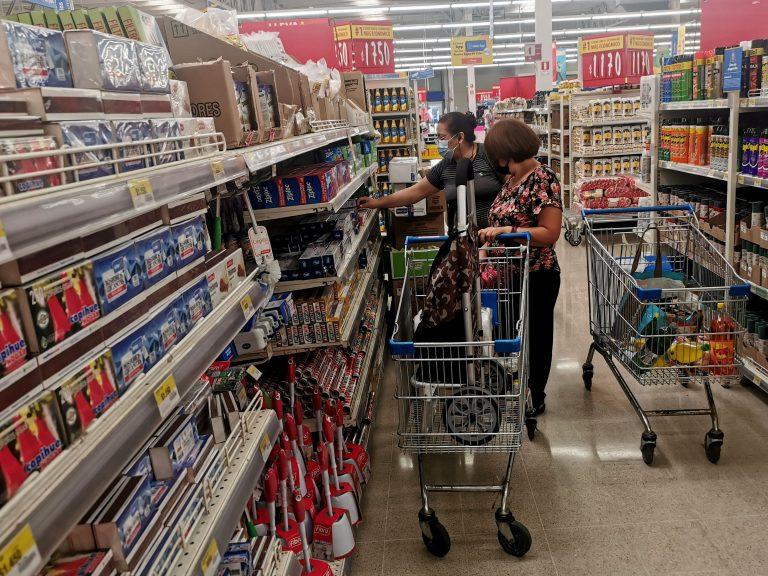 Supermercados Ponen A La Venta Artículos Del Nuevo Listado De Artículos Esenciales