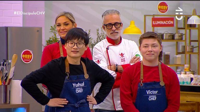 Víctor Díaz Yuhui